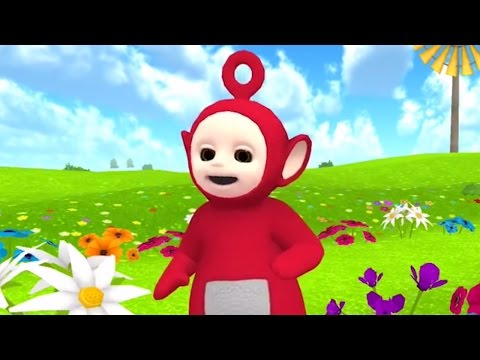 Teletubbies: Po 🔴 App Gameplay - Scooter, Dance, Tubby Custard! #Teletubbies | Teletubbies Toys