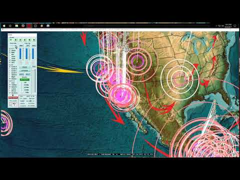 9/23/2017 -- Midwest USA / Oklahoma Earthquake as expected -- West Pacific LARGE EQ possible