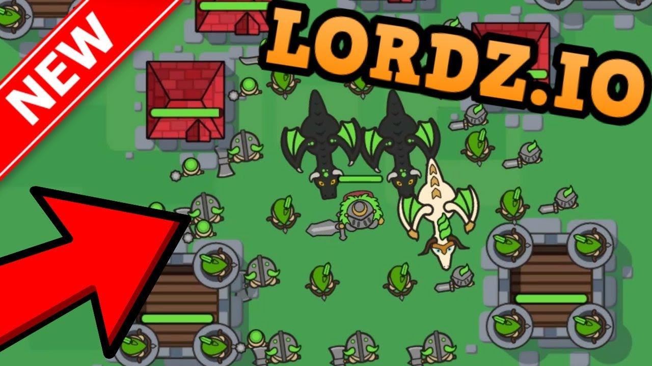 LORDZ.IO = AGAR.IO + CLASH OF CLANS!! // Biggest Army EVER ...  LORDZ.IO = AGAR...