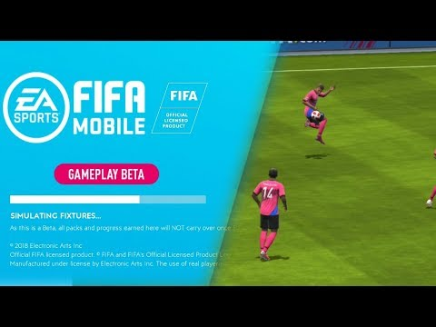 FIRST LOOKS, ELITES AND RAINBOW !   FIFA Mobile 19 S3 Beta Gameplay