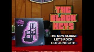 "The Black Keys - ""Let's Rock"" [Promo #1]"