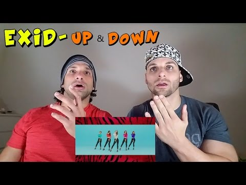 EXID - Up & Down | REACTION