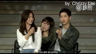 Video TOP 5 REASONS Why Song Joong Ki is the perfect boyfriend for Song Hye Kyo Song Joong Ki ❤   Song Hye Kyo spotted hanging out together After Baeksang download MP3, 3GP, MP4, WEBM, AVI, FLV Maret 2018