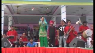 MISS POOJA LIVE AT LOHARE (MOGA), PB, INDIA HELD ON MAR 15, 2012 PART 1