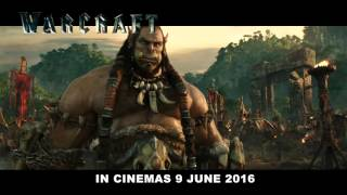 warcraft the beginning official movie trailer