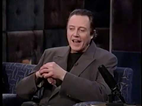 Christopher Walken Interview Conan O'Brien 1/5/2000