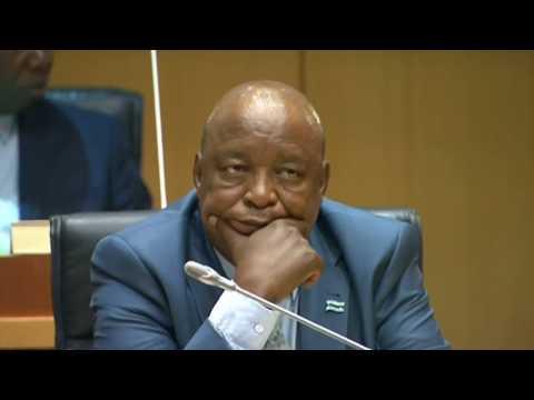 Botswana Budget Speech 2018