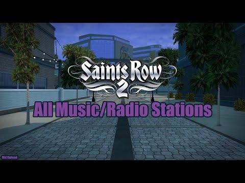 Saints Row 2 - All Music
