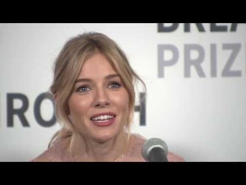 2017 Breakthrough Prize Ceremony Red Carpet Interviews