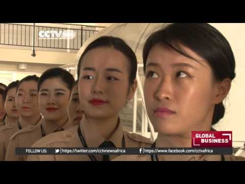 Ethiopian Airlines Hires Chinese Cabin Crew