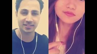 tip tip barsa pani cover by Madan Sangroula And smule frnd
