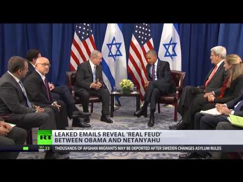 'Real feud' between Obama & Netanyahu, Trump-Putin 'bromance' bashing – newly leaked Podesta emails