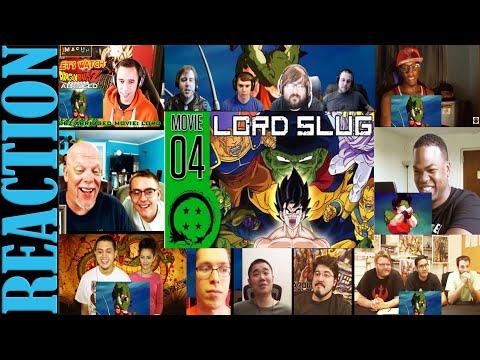 DragonBall Z Abridged MOVIE: Lord Slug - TeamFourStar (TFS) REACTION MASHUP