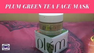 #unboxtrendy  #Subscribe #like Plum Green Tea Clear Face Mask🔥| Review | Unboxtrendy