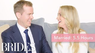 Couples Married for 0-65 Years Answer: How Would You Re-Do Your Wedding? | Brides