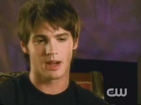 The Vampire Diaries Interview - Steven. R McQueen