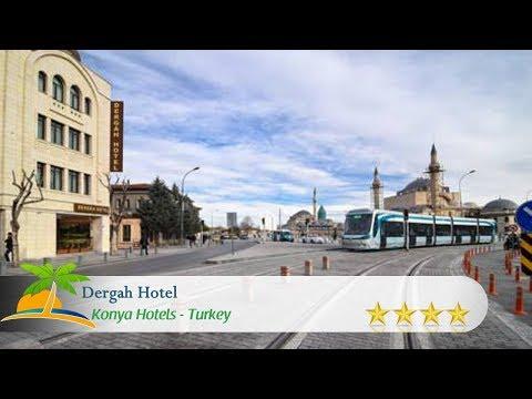 Dergah Hotel - Konya Hotels, Turkey