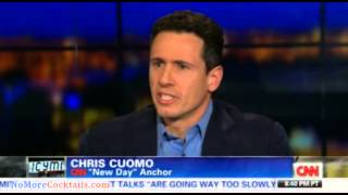Chris Cuomo Defends His CNN Interview With His Brother, Gov. Andrew Cuomo