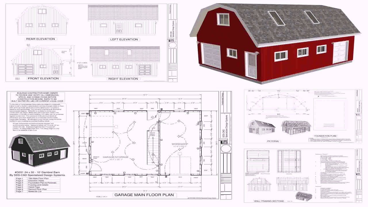 Small house plans with material list escortsea for Free house plans with material list