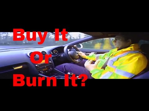 Audi A3 1.8 - Secondhand Auto Buyers Motoring Video Insurance Against Buying A Wrong Car.