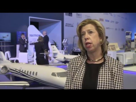 Ellen Lord, President & Chief Executive Officer, Textron Systems