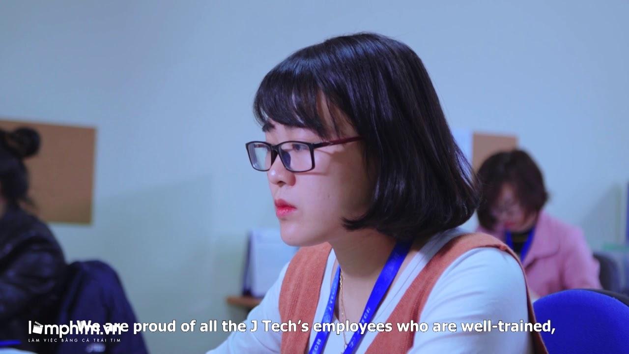 Quay phim giới thiệu doanh nghiệp J Tech - Nhà máy sản xuất mỹ bảo hiểm