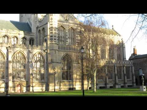St Edmundsbury Cathedral bells