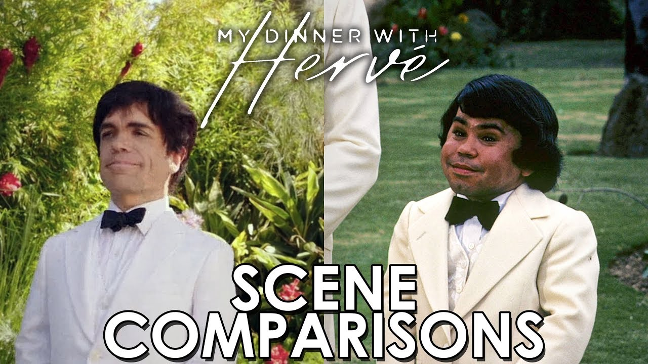 Download My Dinner with Hervé (2018) - scene comparisons