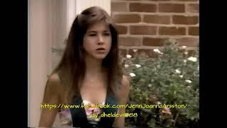 Jennifer Aniston's scenes from Ferris Bueller Pilot Episode