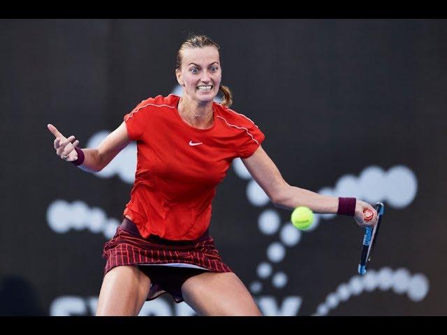 Petra Kvitova | 2019 Sydney International | Shot of the Day