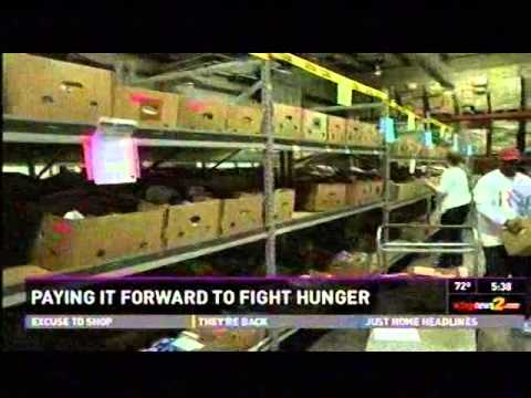 WFMY 2 Wants to Know: About Food Banking