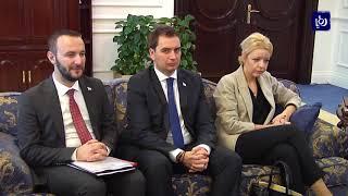 الرزاز: زيارة رئيس مقدونيا للأردن تؤسس لفرص جديدة وواعدة من التعاون - (19-11-2018)