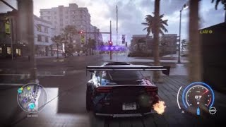 Need for Speed™ Heat Drift Zone Sandy Tires
