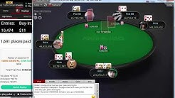 "Replay |""Niseko Rider"" ""Inflaatio"" Final table PokerStars Turbo Series 43 $11 NLHE $70K Apr 11, 2020"