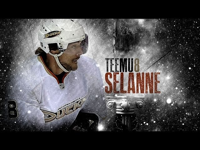 The Best of Teemu Selanne [HD]