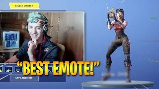 NINJA GETS EARLY ACCESS TO *NEW* LLAMA BELL EMOTE - Fortnite Best Moments & WTF Savage Plays