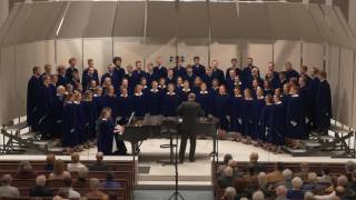 Concordia Choir: The Promise of Living (from The Tender Land)