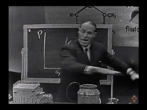 "Hubert N. Alyea: ""Atomic energy, weapon for peace,"" 1955"