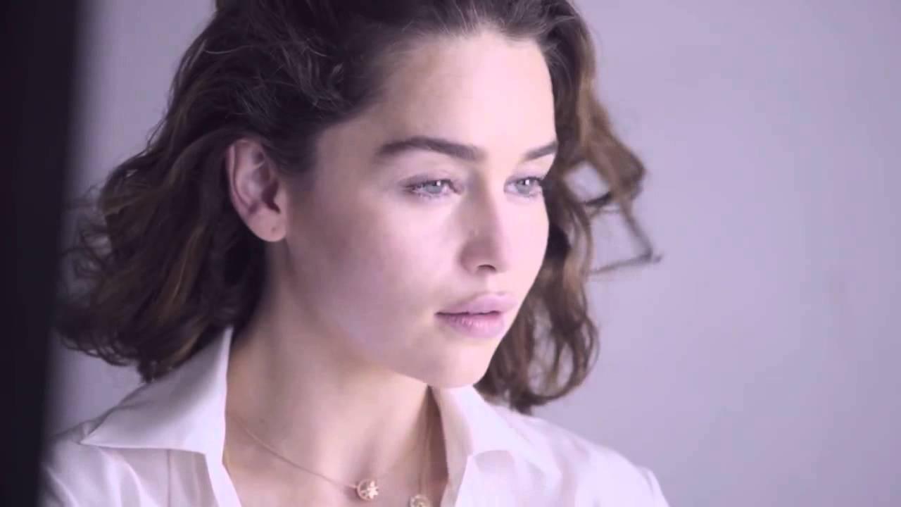Clarke emilia christian dior jewelry ad campaign