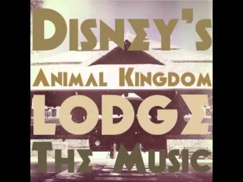 Disney's Animal Kingdom Lodge Music Loop