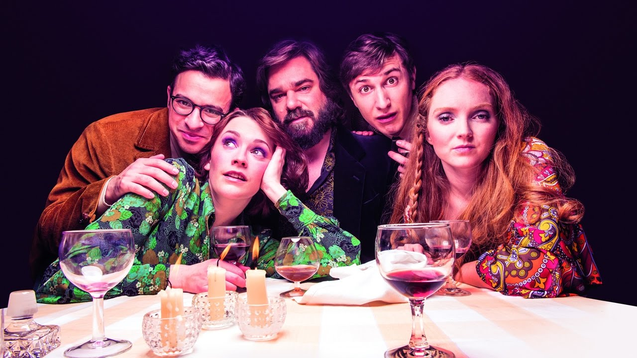 The Philanthropist comedy play - Cast interviews