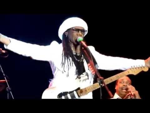 CHIC ft. NILE RODGERS - Everybody Dance (28.06.2016) 23rd Istanbul Jazz Festival