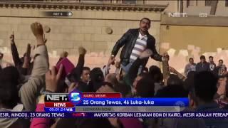 Ratusan Orang Meneriakkan Yel Yel Muslim dan Kristiani Bersatu - NET5