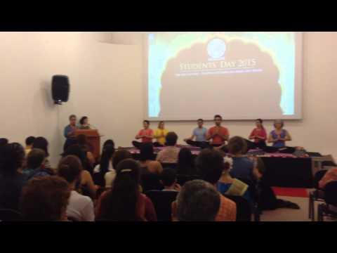 Yoga ICC - São Paulo - Brazil - 2 - STUDENTS' DAY 2015