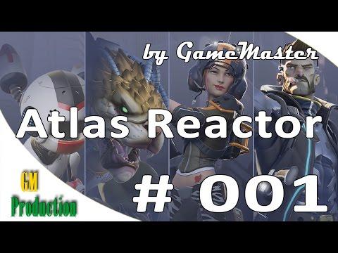 видео: atlas reactor прохождение - Первый взгляд. Первый обзор