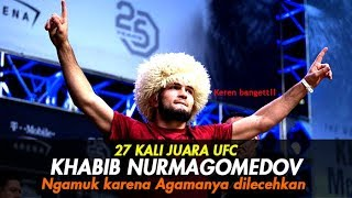 Fakta dibalik Kemenangan Khabib Nurmagomedov dari Connor MC Gregor #Khabib