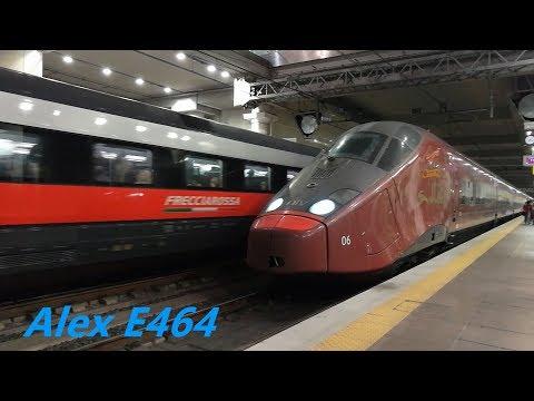 Treni A Bologna Centrale! Trains In Bologna Centrale!