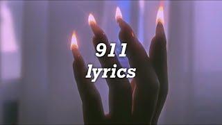 Lady Gaga - 911 (Lyrics)