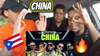 Baixar China (Video Oficial) - Anuel AA, Daddy Yankee, Karol G, Ozuna & J Balvin | REACCION REVIEW