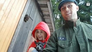 Psychopat a Anži-Bezdomovci v lesním skautském táboře?